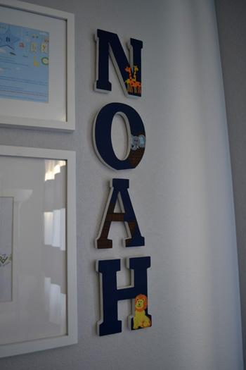 NOAH letters
